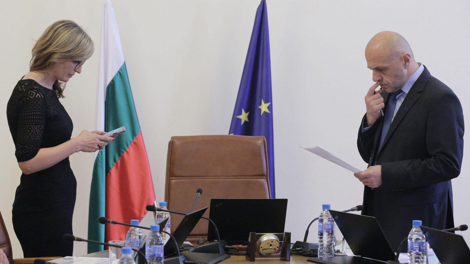Боряна Димитрова: Ако не стане нещо изключително, няма да има предсрочни избори