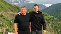 Бащата на Хабиб Нурмагомедов загуби битката с Covid-19