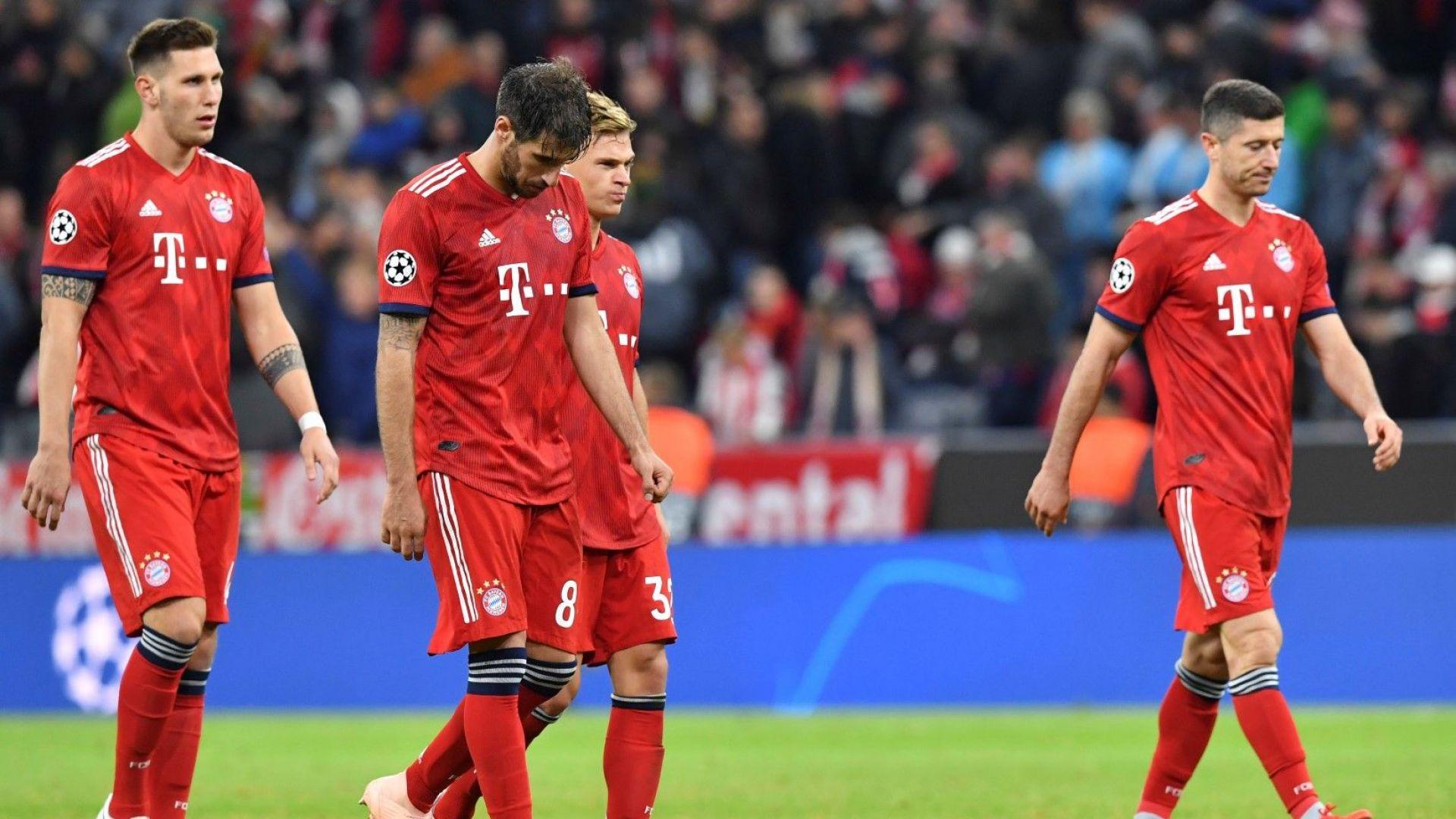 Как кризата удари едновременно четирите най-големи клуба в света?