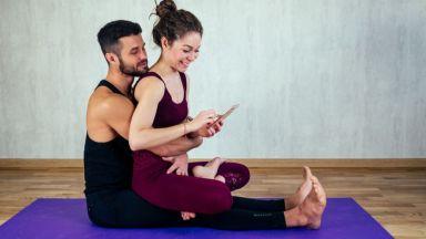 Тайната на идеалния секс - йога и шоколад