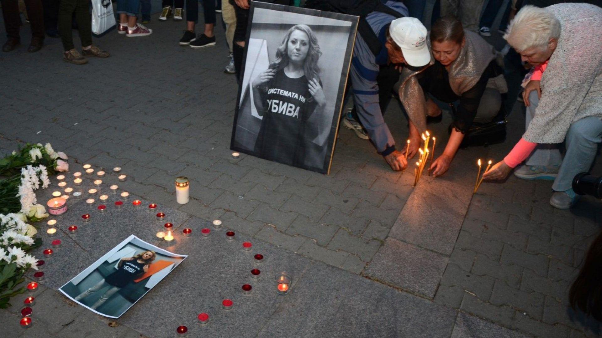 В Страстната седмица започва делото за убийството на Виктория Маринова