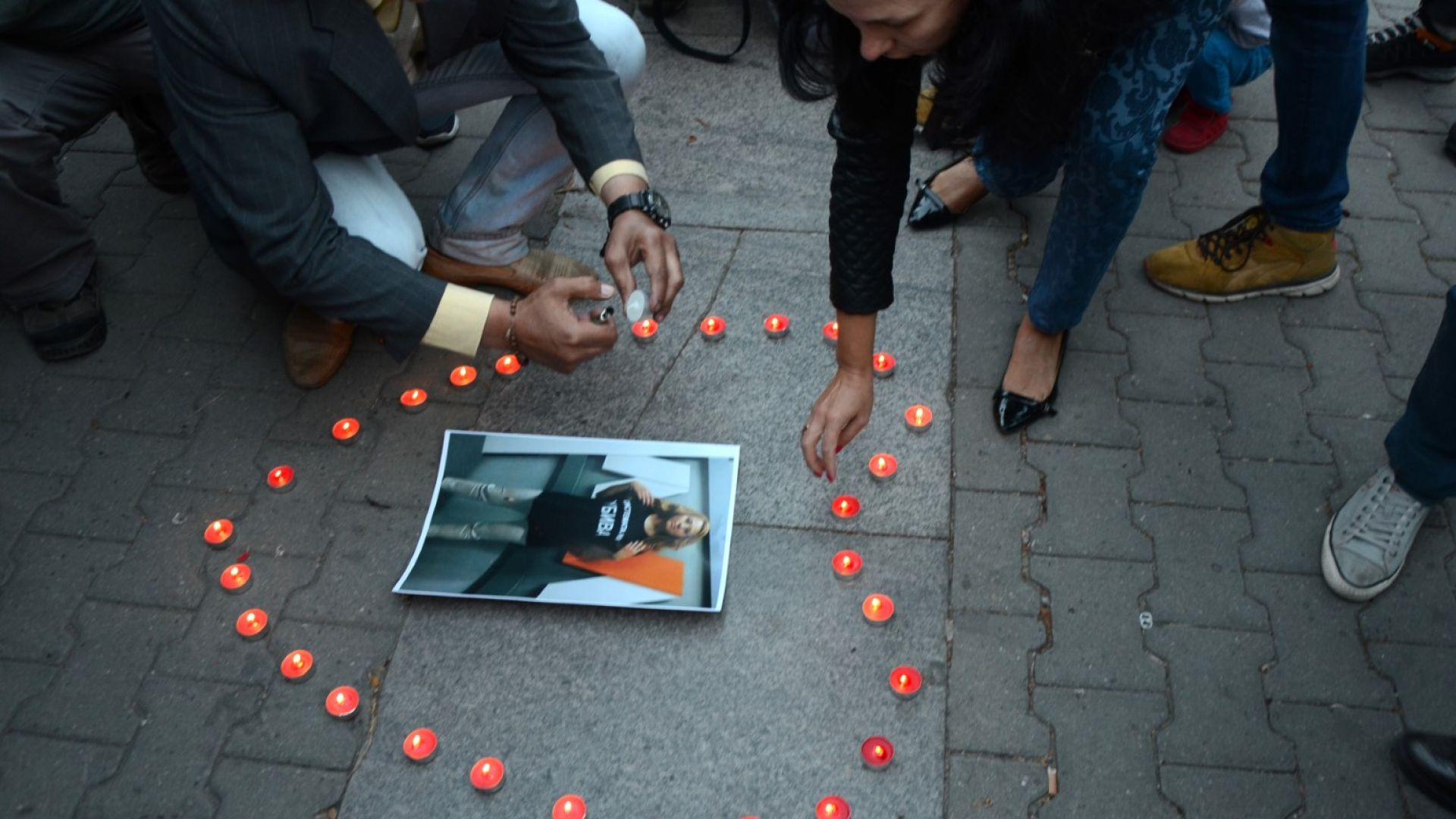 Разпитват румънец във връзка с убийството на Виктория Маринова
