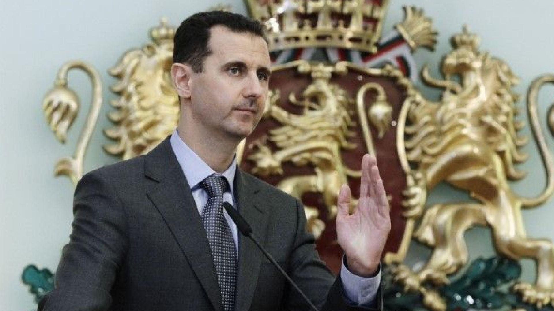 Сирийският президент Башар Асад откри в Дамаск днес Международен ислямски