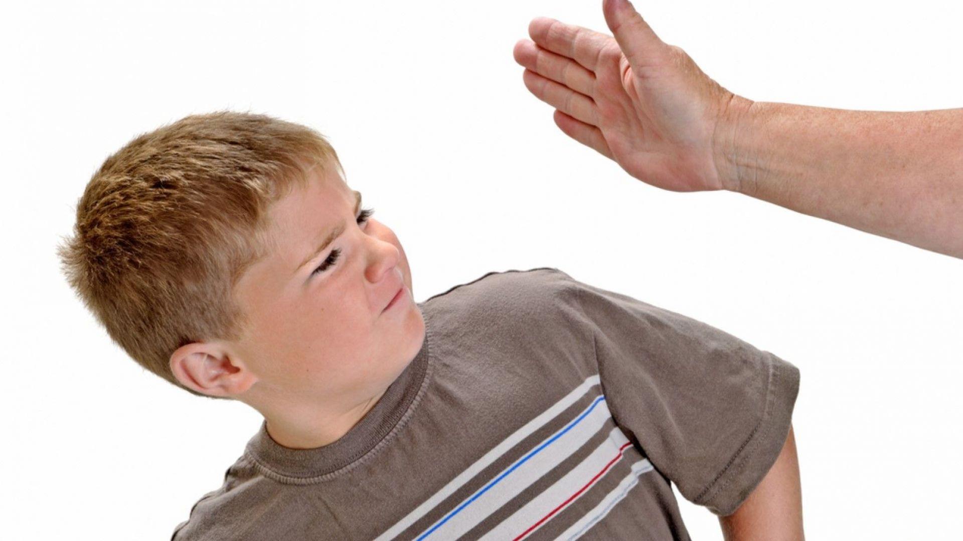 Около 2/3 от родителите са шамаросвали децата си