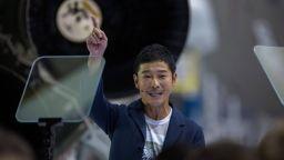 Моден магнат ще е първият японски космически турист на МКС