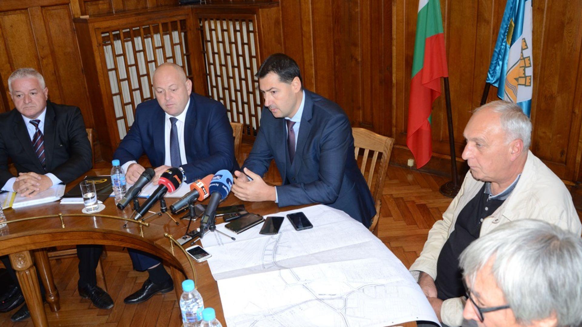 45 млн. лв. ще струва пробива под централна жп гара в Пловдив
