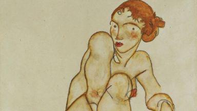 Виена представя провокативни произведения на изкуството в социална мрежа