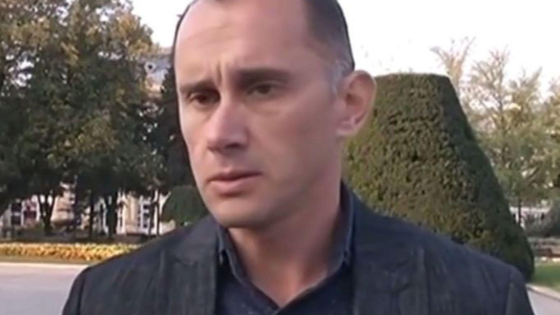 Бившият съпруг на журналистката видял на камера бягащо момче, надява се да не е поръчка