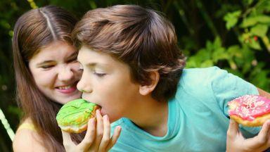 Прекаляването със сладки храни предразполага децата към лошо поведение