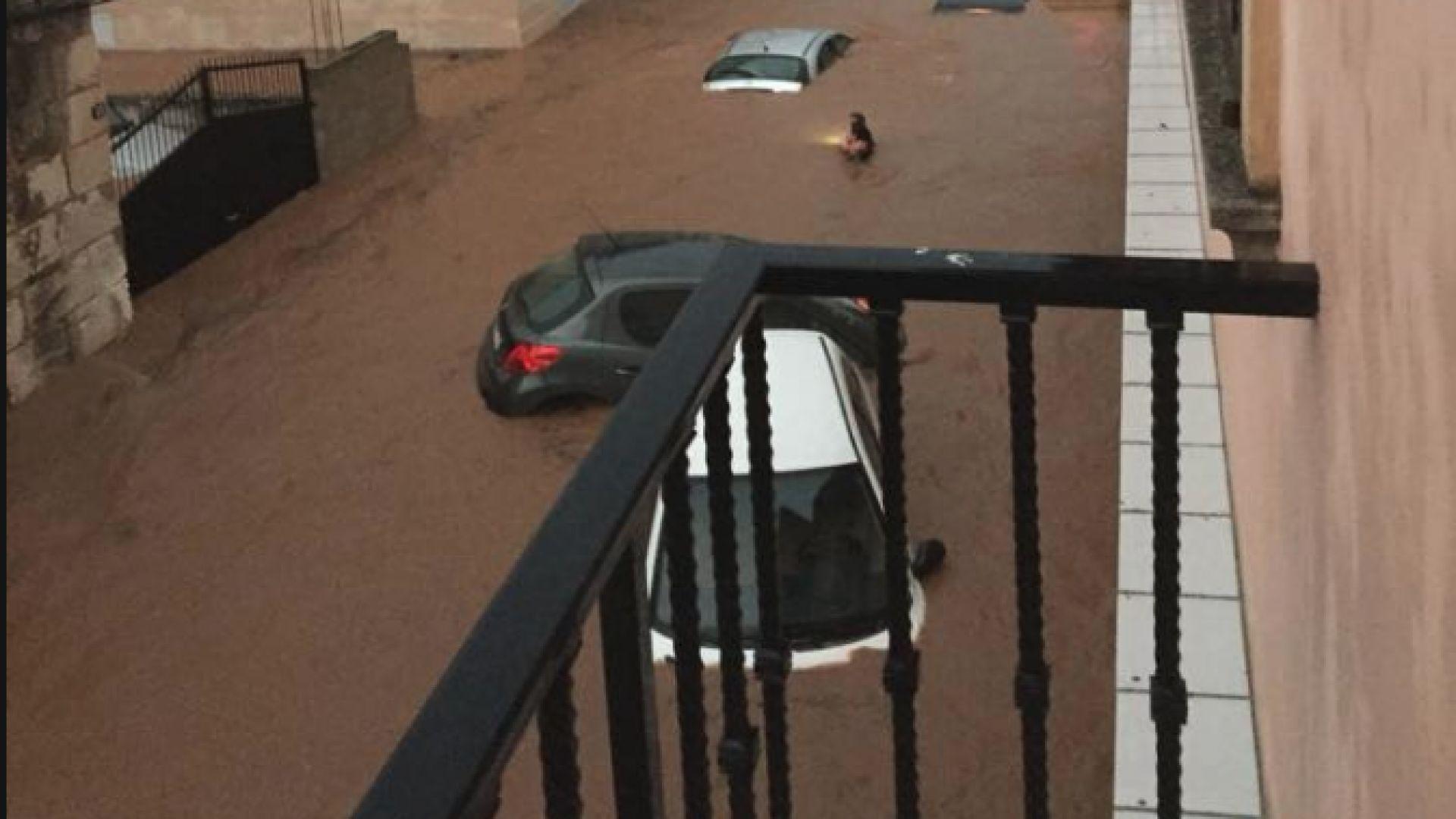 Убийствени порои и наводнения в Майорка, има жертви