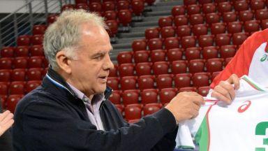 Волейболните клубове ще свалят Данчо Лазаров?