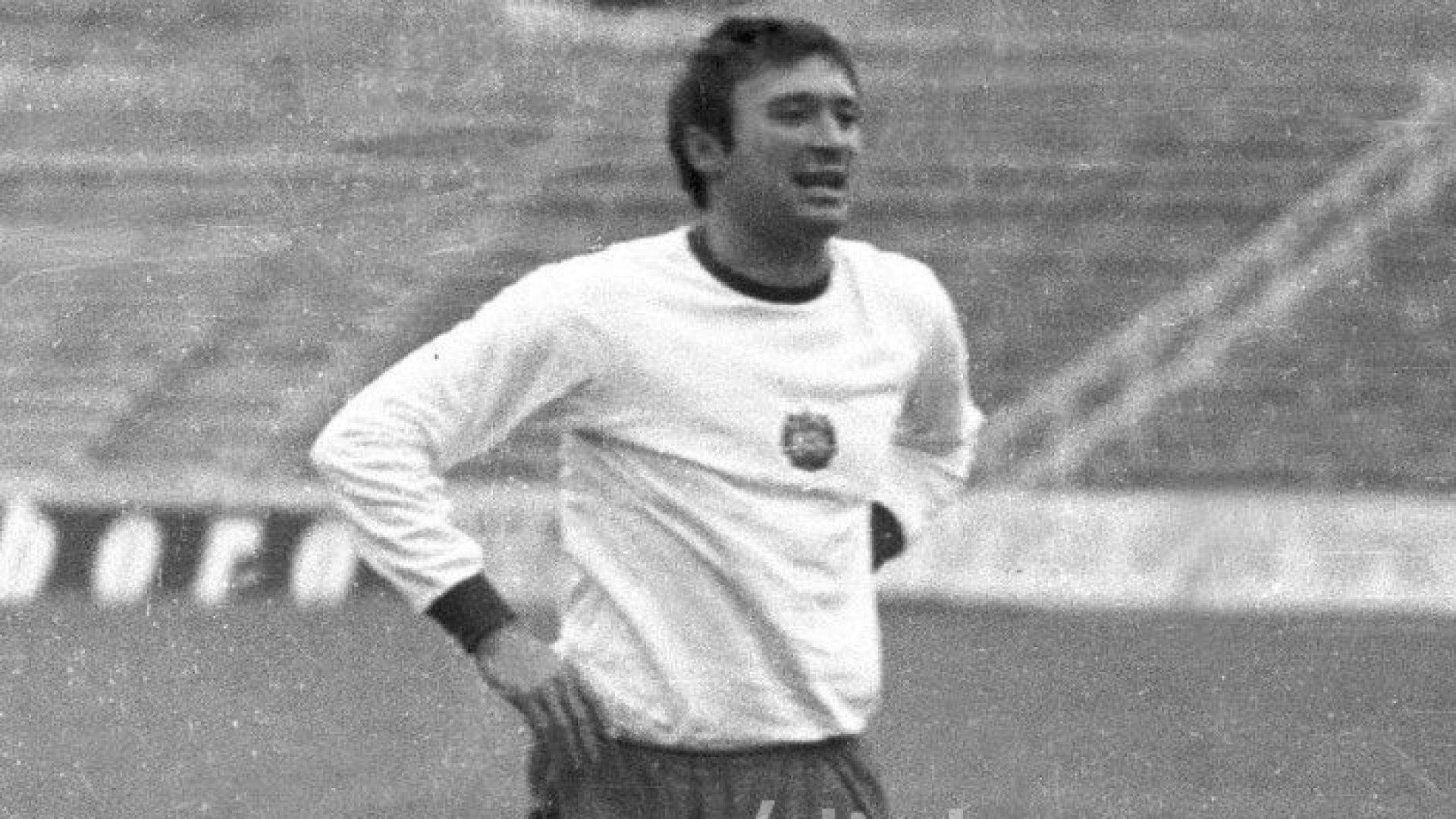 """Страхотна идея: """"Златна топка"""" и за легенди на българския футбол"""