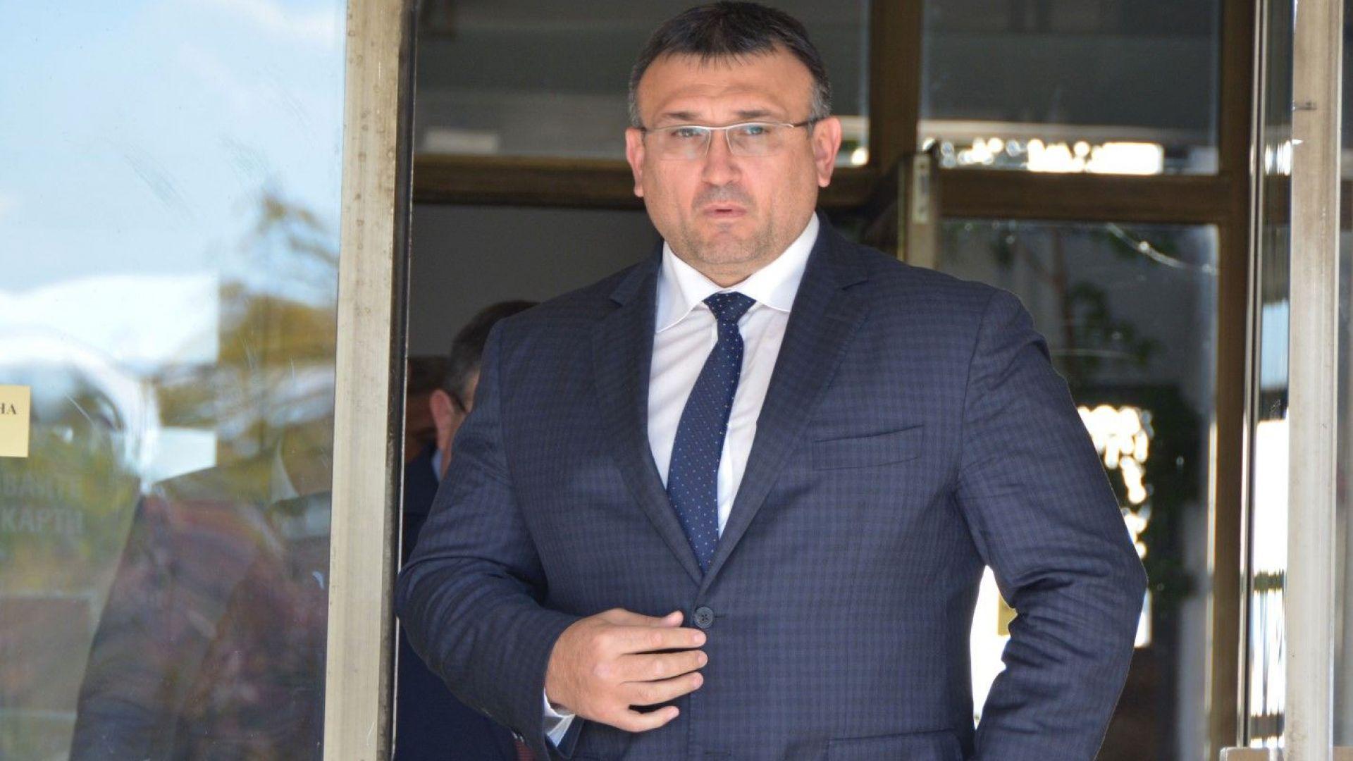 Младен Маринов: Случаят Гебрев е бил в нашето полезрение и в синхрон със западните партньори