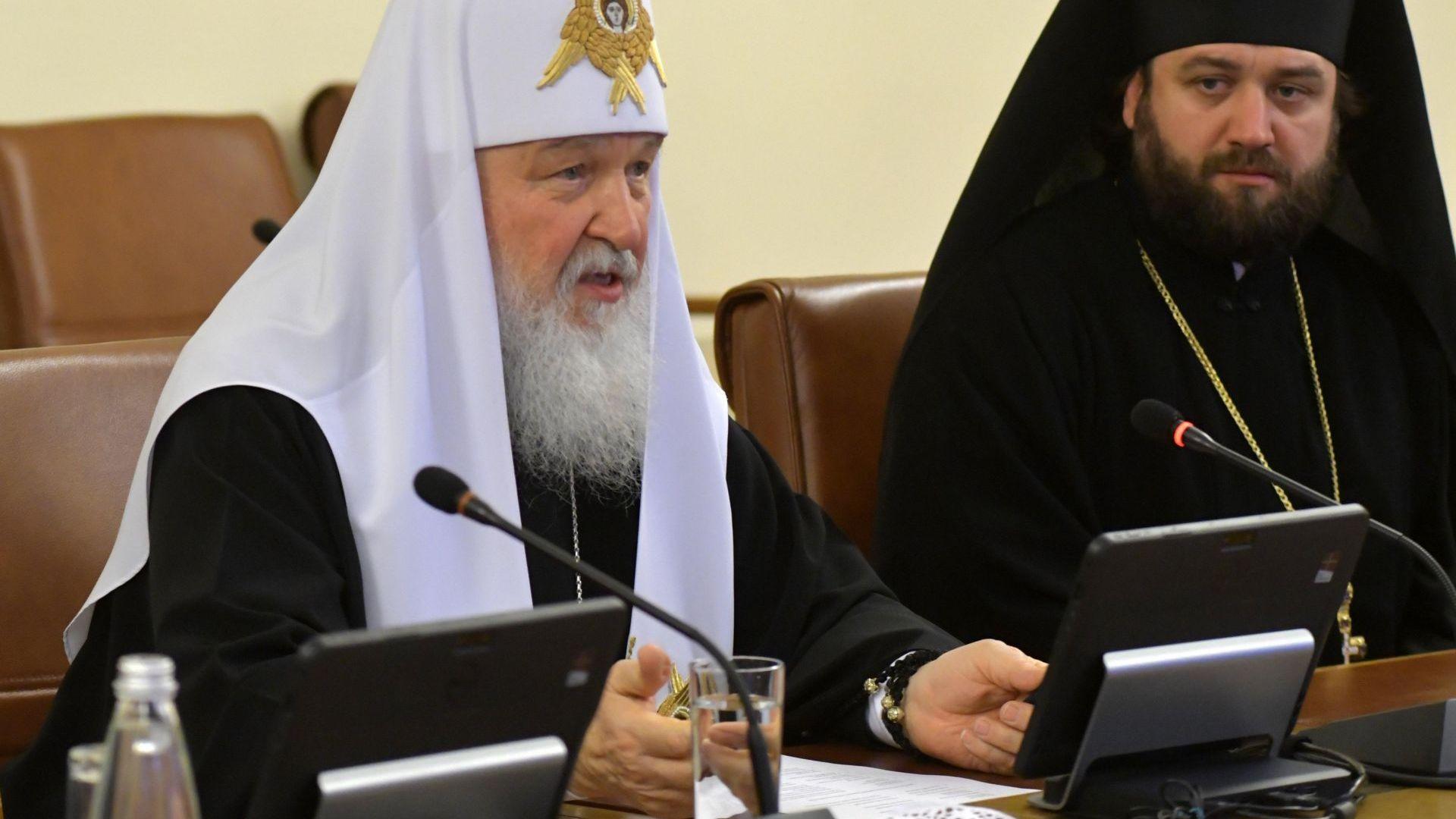 Русия и Украйна пред религиозен сблъсък