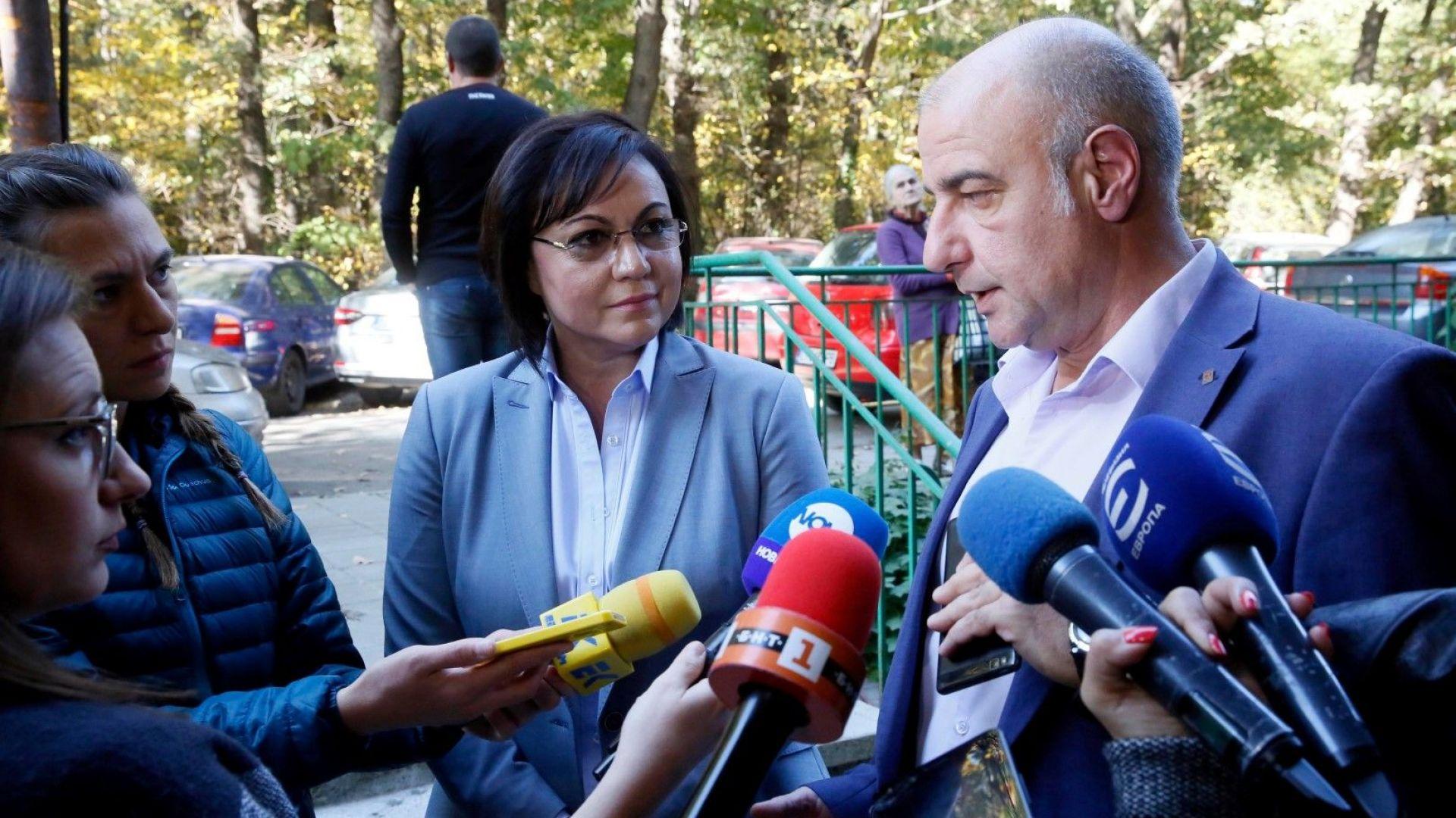 Нинова: Не беше нужно премиерът да напада всички европейски институции