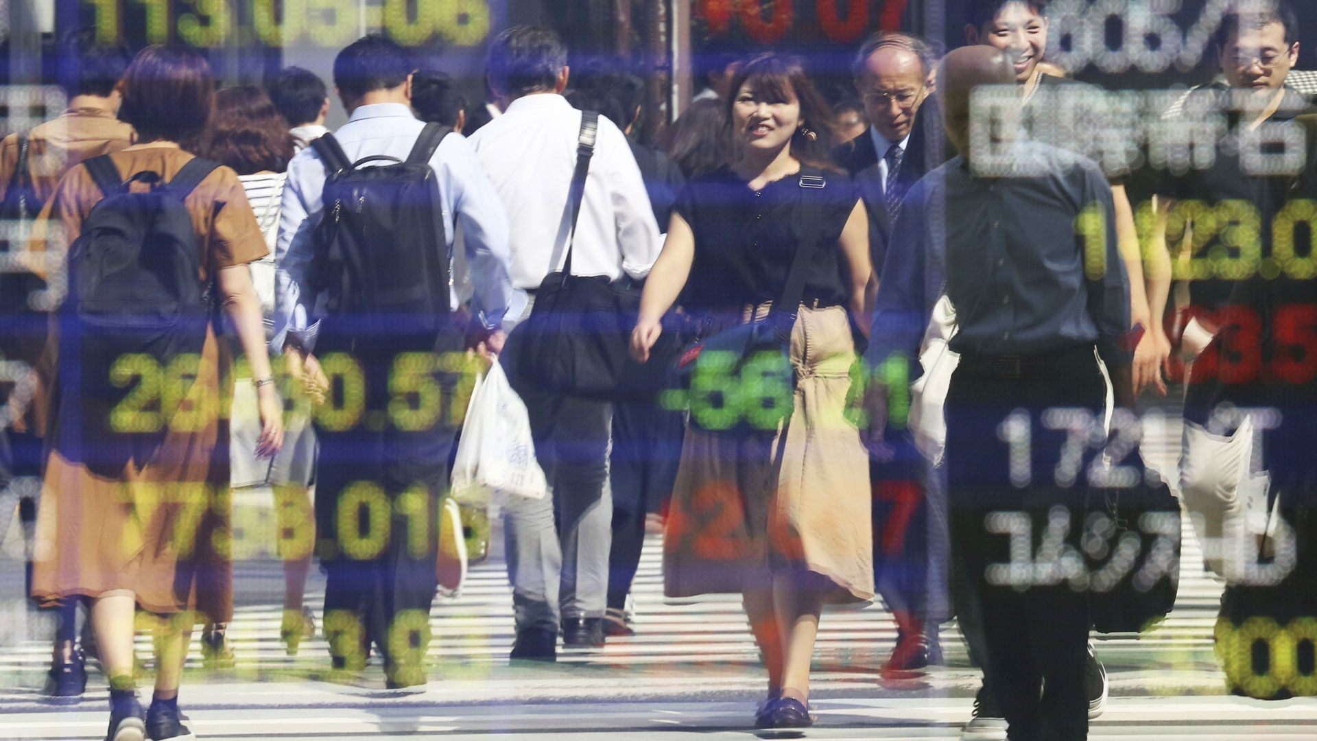 Забавяне на световната икономика? Япония ООД отново процъфтява