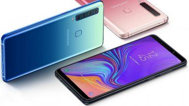 Samsung Galaxy A9 (2018) идва с четворна камера