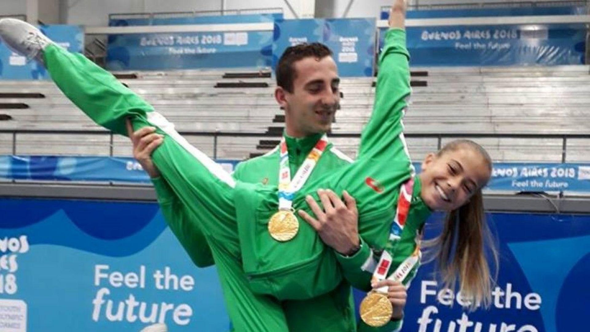 Българи със златен медал от Олимпиадата