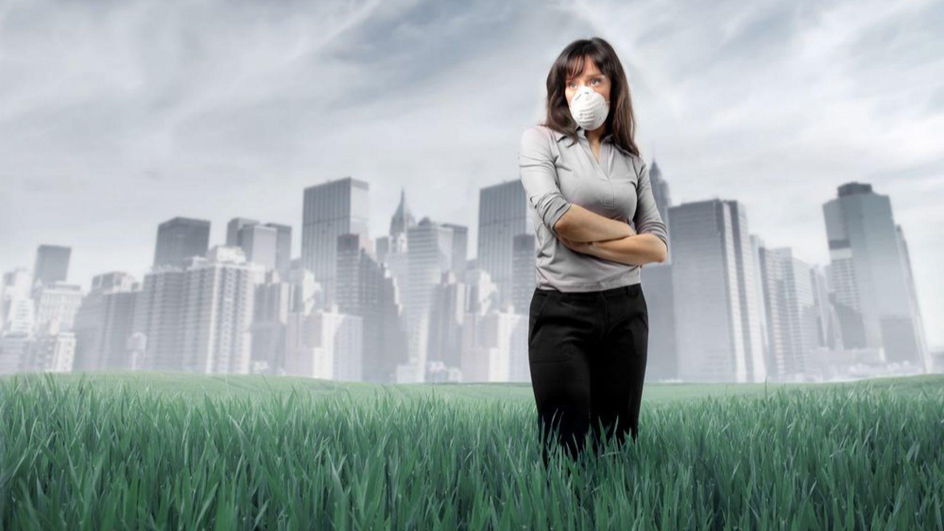 Замърсяването на въздуха увеличава риска от рак на устата