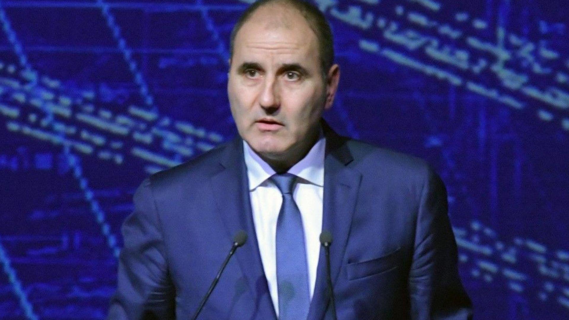 Връщането на Светлозар Лазаров на поста главен секретар на МВР