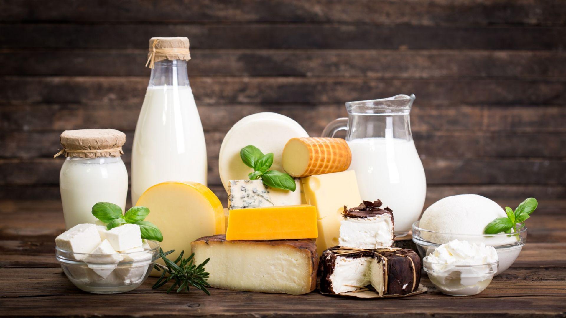 Пълномаслените млечни продукти намаляват риска от диабет тип 2