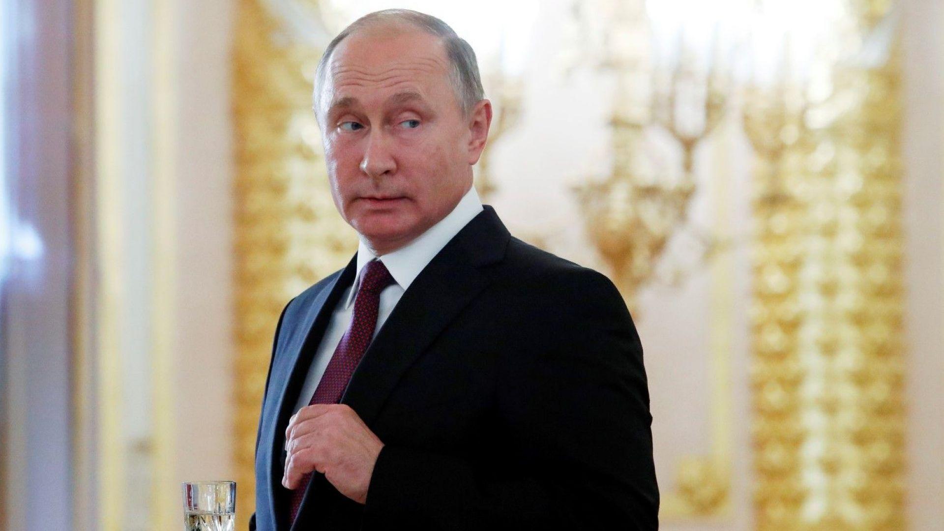 Путин: Петролът на 70 долара за барел ни устройва