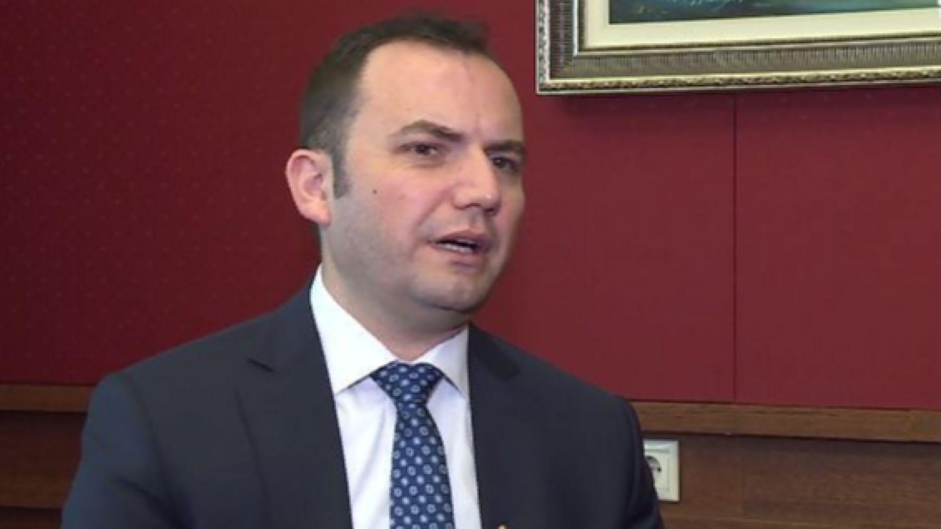 Разследват македонски вицепремиер за престъпления за 2 млн. евро