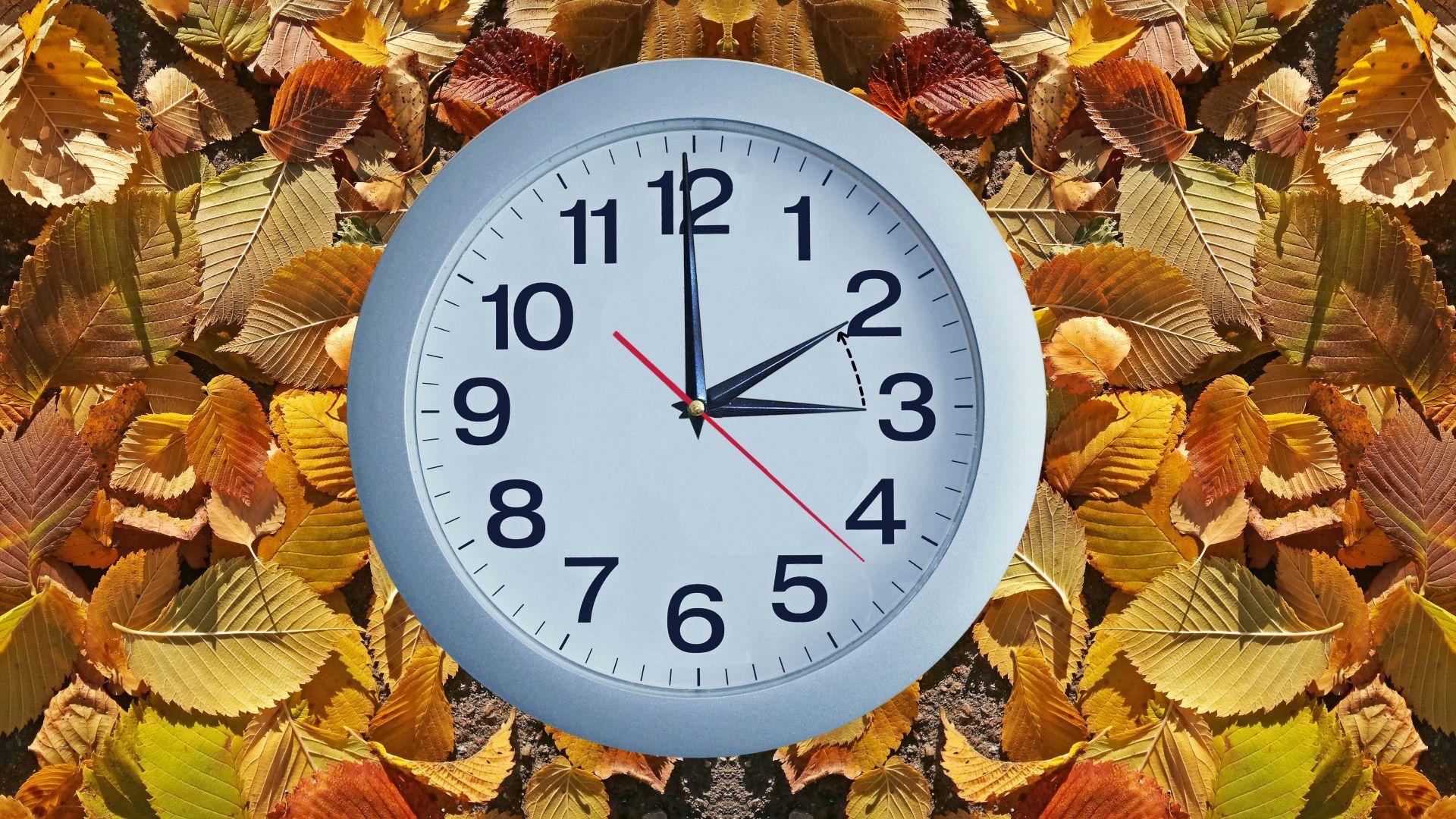 В неделя местим стрелките на часовника с 1 час напред