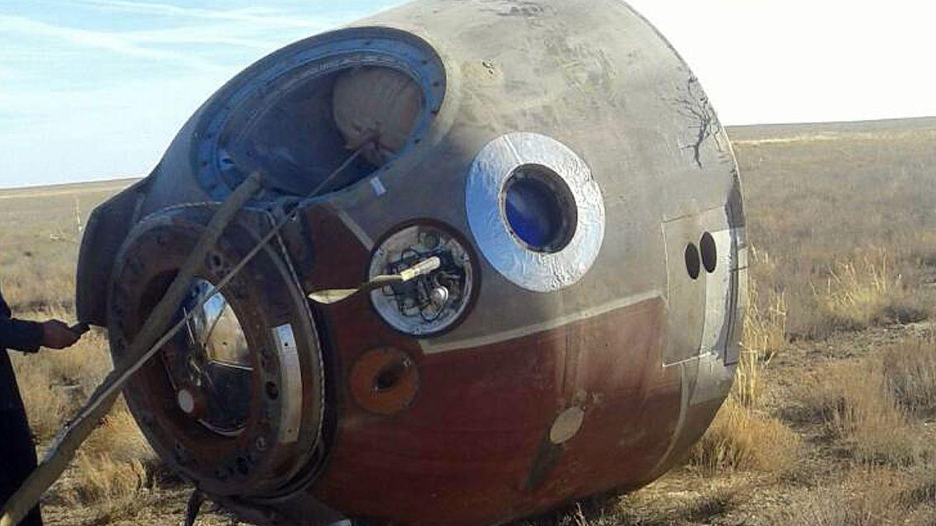 """Аварията на """"Союз МС-10"""" може да влезе в историята на застраховането"""
