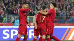 Португалия без Кристиано няма спирка (резултати)