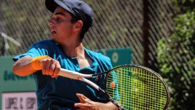 Новата българска тенис звезда Адриан Андреев пред Dir.bg: Искам да съм №1