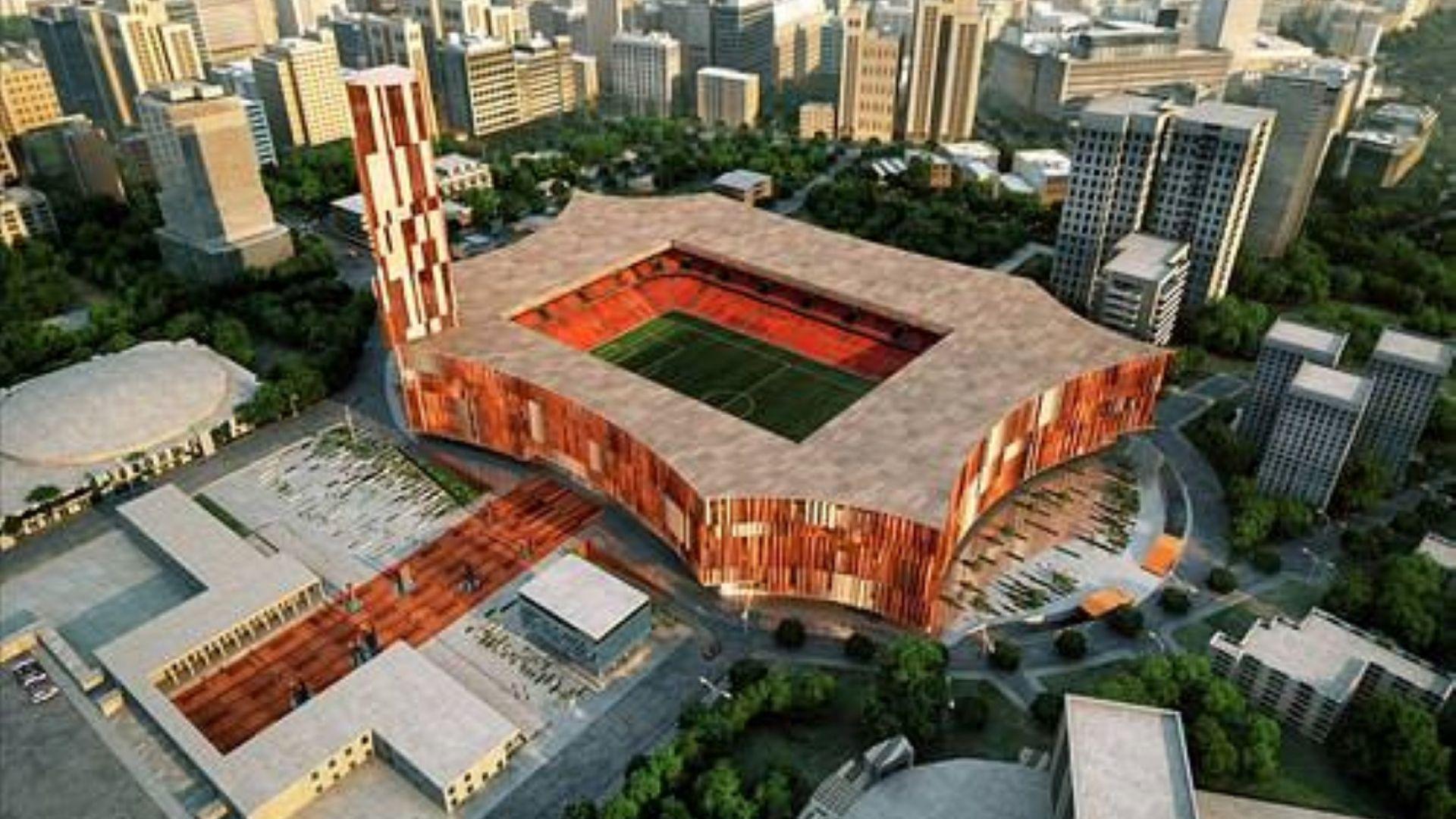 И Албания получи европейски финал благодарение на стадиона красавец в Тирана