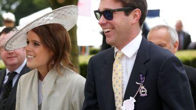 Втора кралска сватба във Великобритания, принцеса Юджени се омъжва