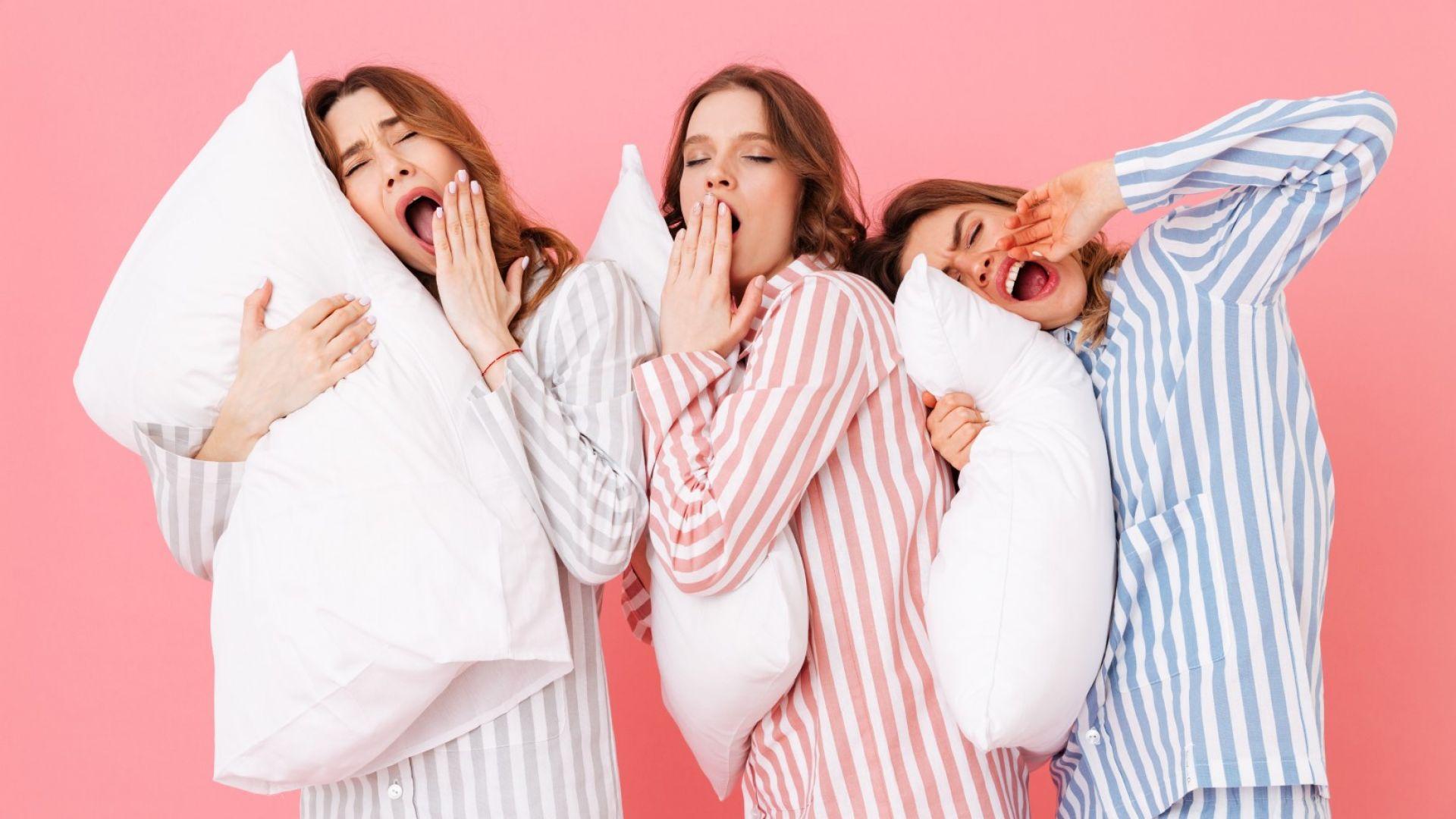 Вълнените пижами помагат срещу безсъние