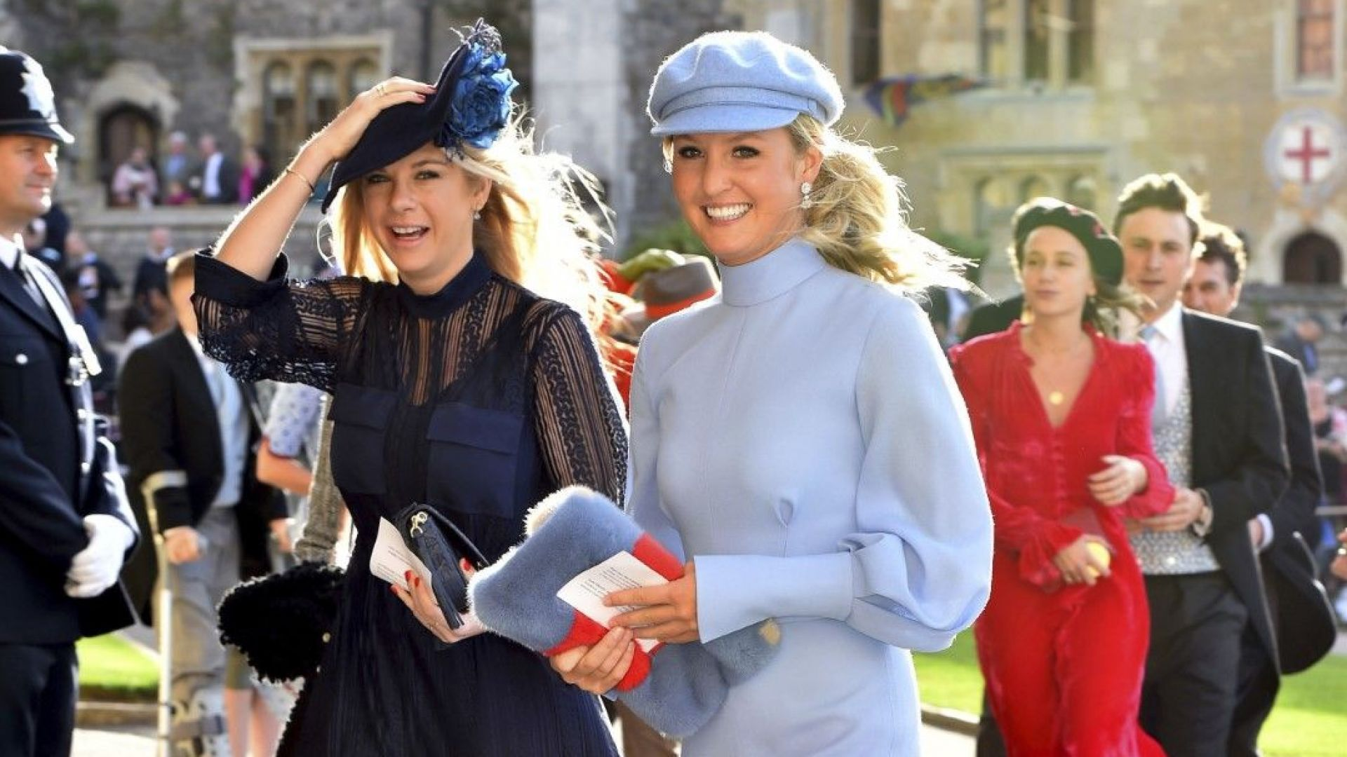 Бившите приятелки на принц Хари — Кресида Бонас и Челси   Дейви