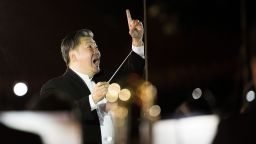 """""""Дойче грамофон"""" чества 120-годишнината си в Забранения град в Пекин"""