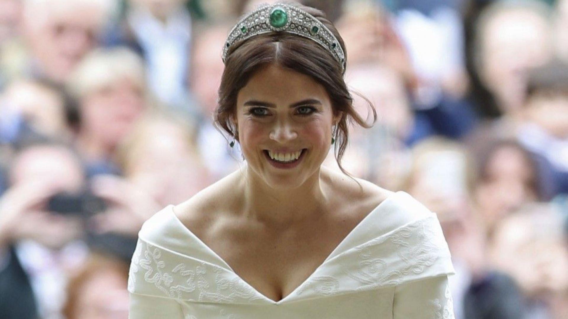 Принцеса Юджени очаква първото си дете