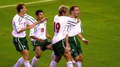 Далечното време, когато България спечели три поредни официални мача...