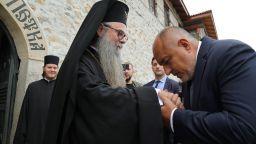 На Успение Богородично пловдивският митрополит защити правителството