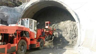 """След решението на Борисов - """"Джи Пи Груп"""" се отказва от тунел Железница"""