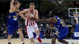 """Везенков отново е """"Най-полезен играч"""" на седмицата в Евролигата"""