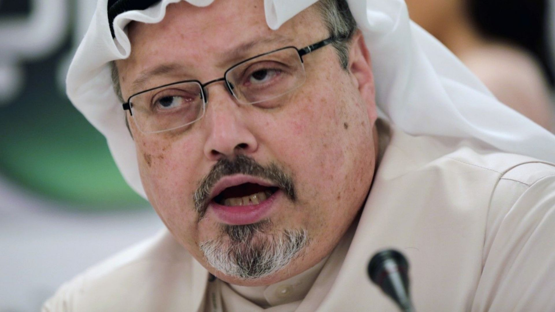 Саудитска Арабия обезщети децата на Кашоги?