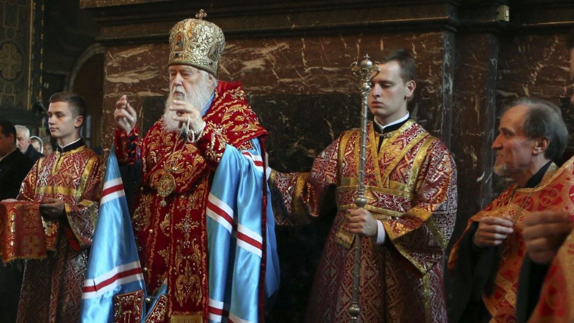 Даването на автокефалия на Украинската църква ще бъде събитие с