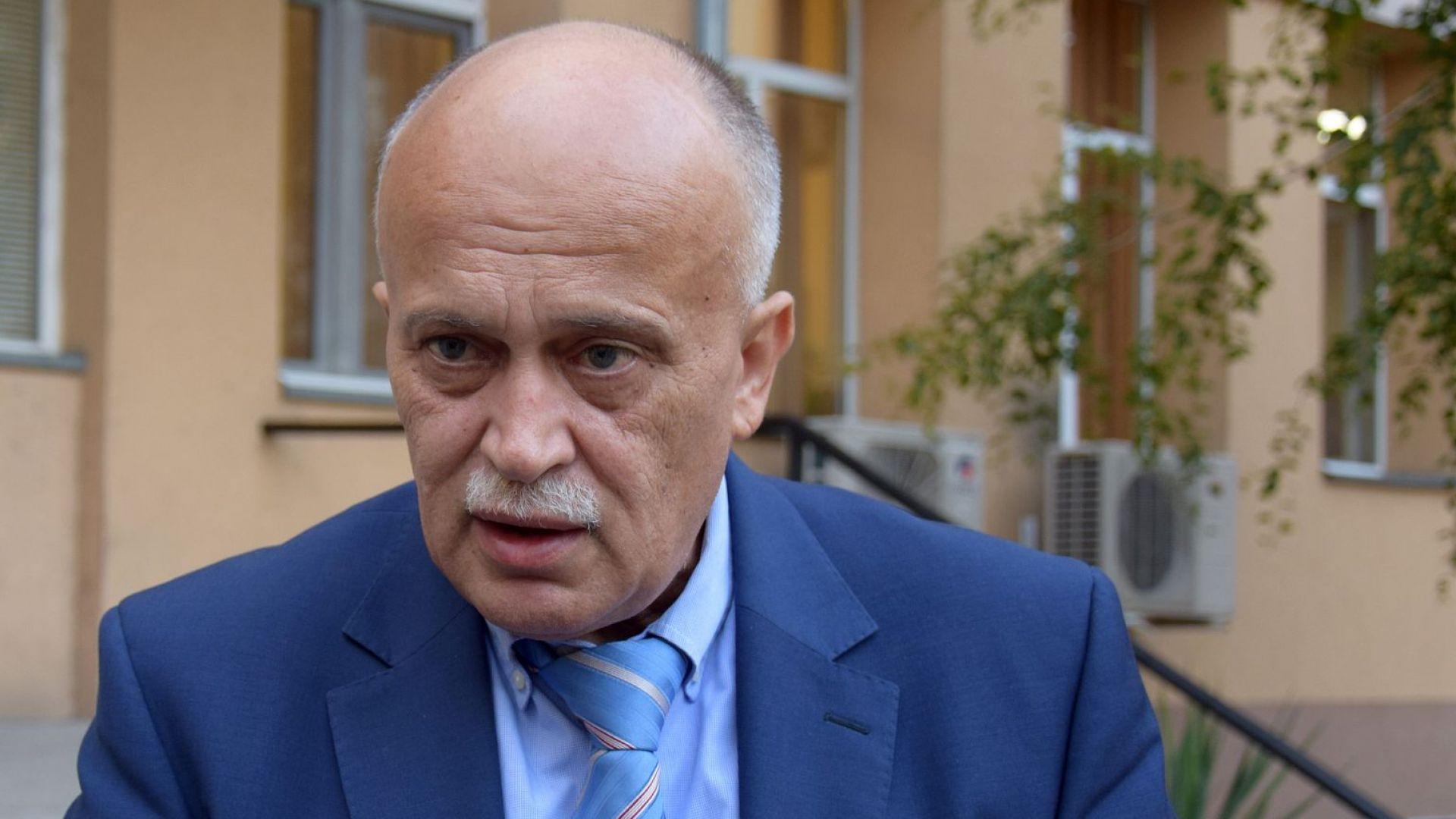 Заместник-министърът на здравеопазването д-р Бойко Пенков се срещна днес със