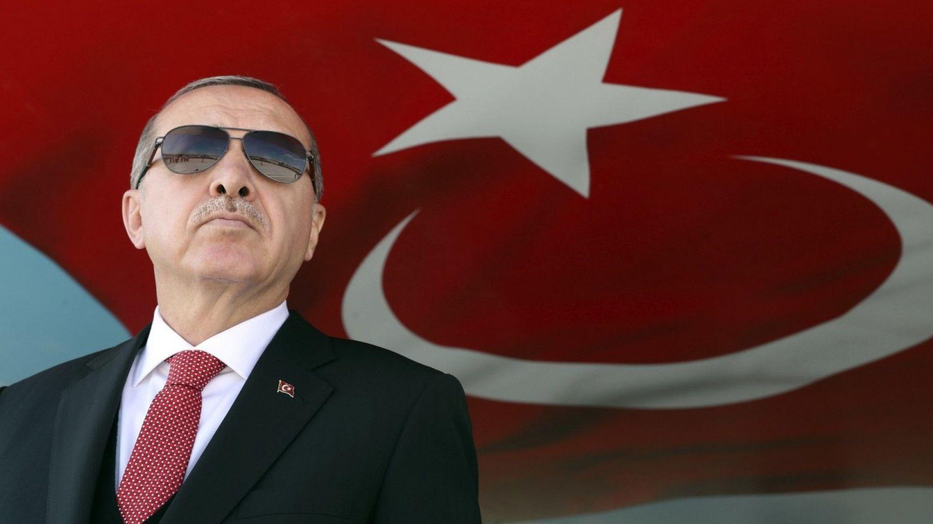 Ердоган към Тръмп: Съдът сам реши да пусне пастор Брънсън