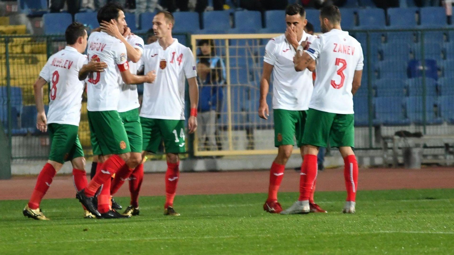 Обрат и трета поредна победа за България!