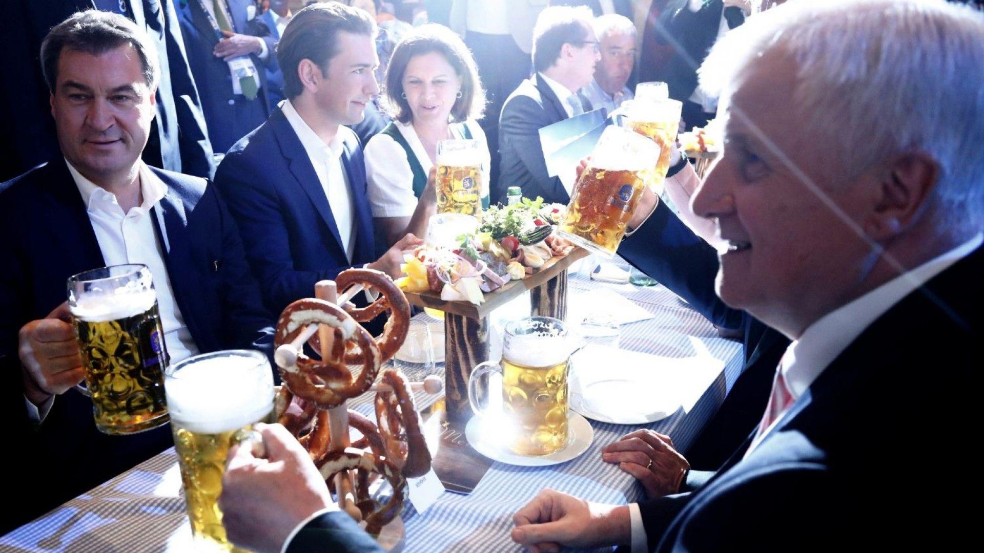 Съюзникът на Меркел днес може да загуби властта си в Бавария, която държи почти 60 г.