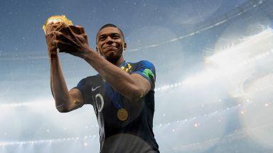 Бъдещият крал на футбола Мбапе: Ливърпул е машина. За Реал не ме питайте, моля...