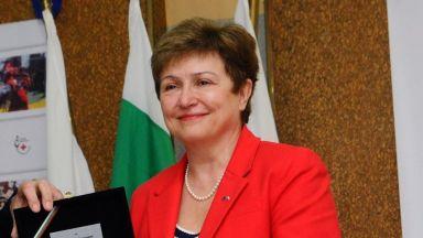 Кристалина Георгиева: Когато големите кихнат, малките хващат пневмония