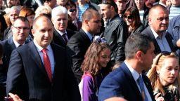 Румен Радев: След убийството в Русе лъсна огромният дефицит на доверие в институциите